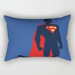 super man Rectangular Pillow