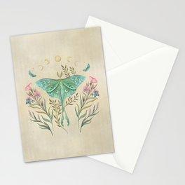 Luna and Forester - Oriental Vintage Stationery Cards