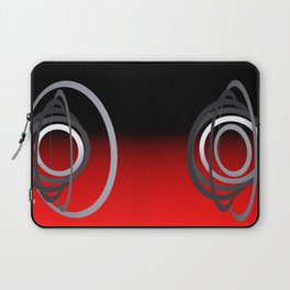turns of metal -02- Laptop Sleeve