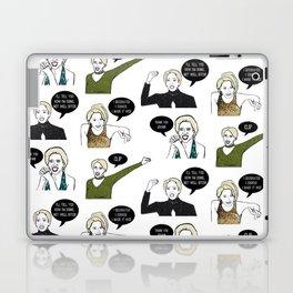 A Medley Print Laptop & iPad Skin