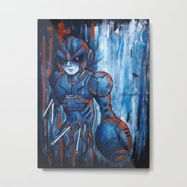 Irregular Hunter X-2 Metal Print