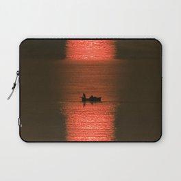 Spellbound Fisherman Laptop Sleeve