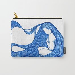 Praying For Strength Carry-All Pouch