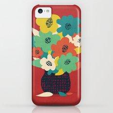 Paper Flowers iPhone 5c Slim Case