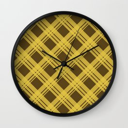 Plaideweave (Dragon Age Inquisition) Wall Clock