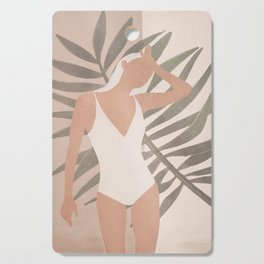 Summer Day Cutting Board