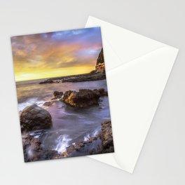 """Skyfire Sermon"" - Sunrise in Mornington Peninsula, Australia Stationery Cards"
