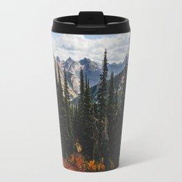 Autumn in North Cascades Travel Mug