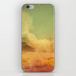 I dreamed a storm of colors iPhone Skin