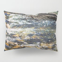 Crystal Clear Pedernales Pillow Sham