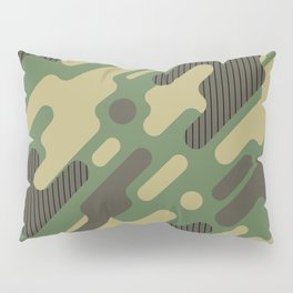 Camouflage Special Pillow Sham