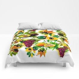 frutas Comforters
