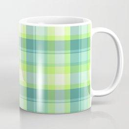 Spring Plaid 3 Coffee Mug
