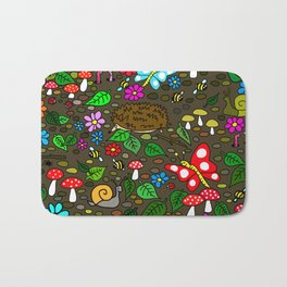 Garden Awakens Bath Mat