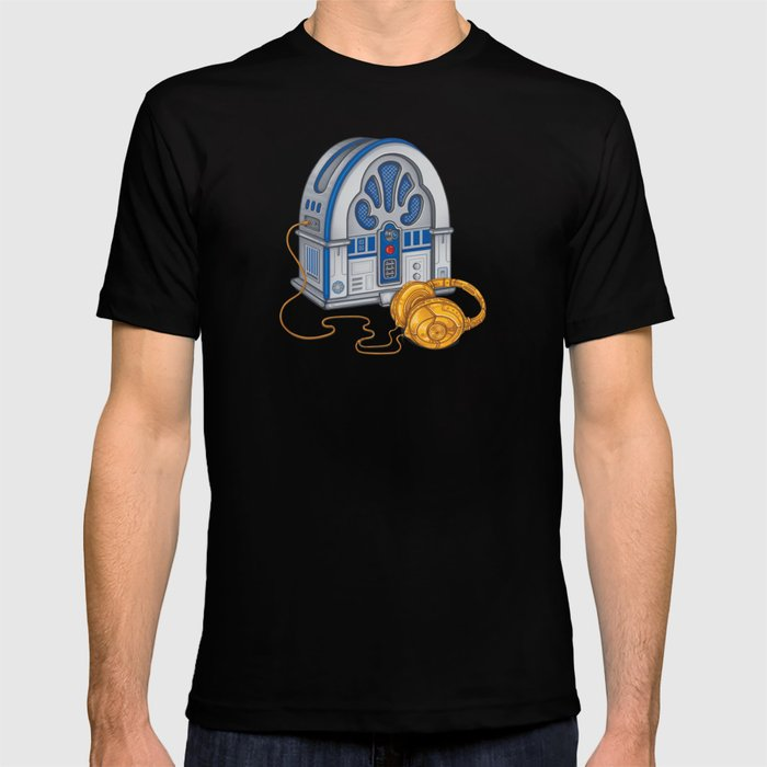 Beats by Droid - Recycled Future T-shirt