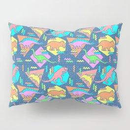 Nineties Dinosaur Pattern Pillow Sham