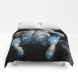 Curvy Ever After: Forbidden Curvy Girl Fairy Tales Comforters