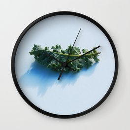 I'm All Kale, Baby Wall Clock