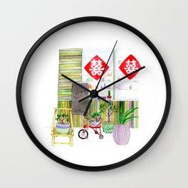 The Shop Wall Clock