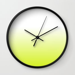 soft touch Wall Clock