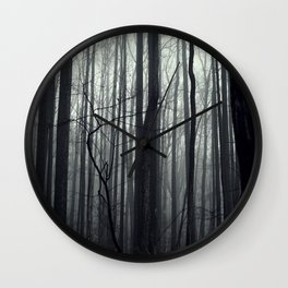 Ethereal Realm Wall Clock