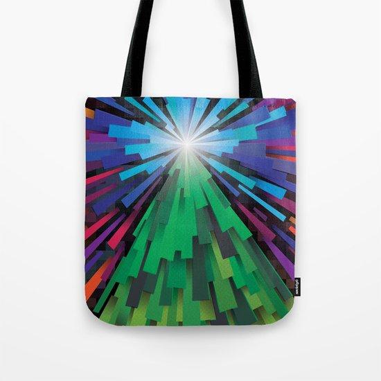 Light the tree Tote Bag