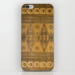 Saudi Heritage Door iPhone Skin