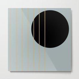 Less is More #minimal #art #buyart Metal Print