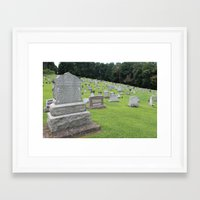 napoleon dynamite Framed Art Prints featuring Dynamite by Cemetery Plots Haunted Spots Photography