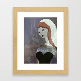 JEZEBEL no32 Framed Art Print