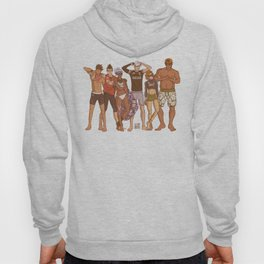 Voltron - Beach Volleyball Hoody