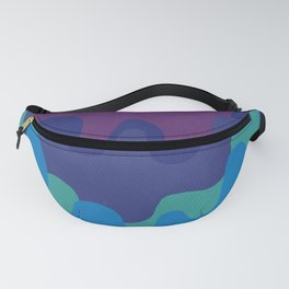 Six Shades of Desert Sunset Fanny Pack