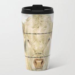 Moo Are So Beautiful Travel Mug