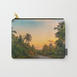 Palm Springs Evening Carry-All Pouch