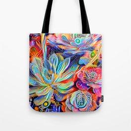 Escheveria Delight Tote Bag