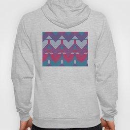 Cool Waves #society6 #violet #pattern Hoody