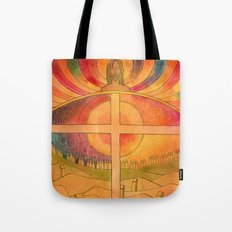 Salvation Tote Bag