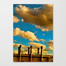 Factory Canvas Print