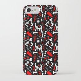 Dirty Boys Pattern iPhone Case