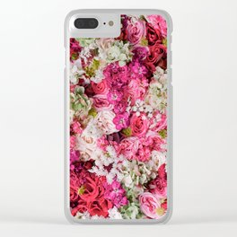 A Romantic Dance Clear iPhone Case