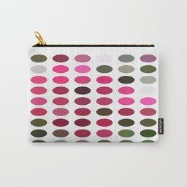 Crape Myrtle Dots Carry-All Pouch