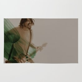 Dave Grohl Rug