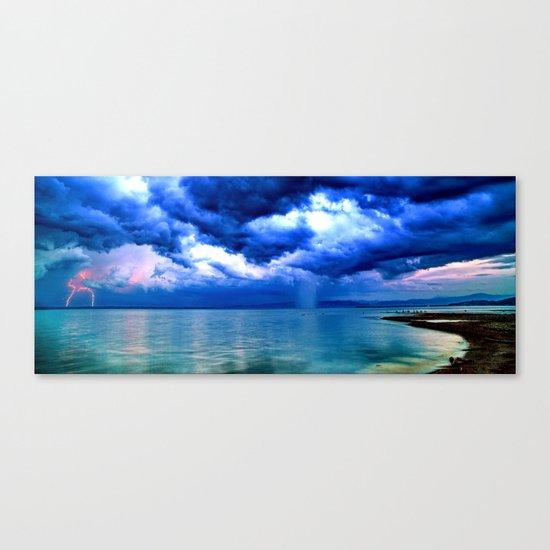 Majestic Rain Canvas Print