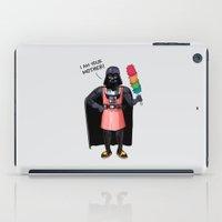 darth vader iPad Cases featuring Darth Vader by Altay