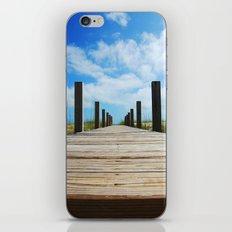 Baldhead island  iPhone & iPod Skin