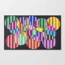 Different Lense Canvas Print