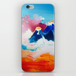 Ah Create And Destroy iPhone Skin