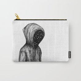 Someone who has too much to hide Carry-All Pouch