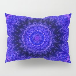 Digital Embroidery Pillow Sham