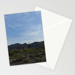 White Tank Mountain Stationery Cards